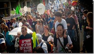 עמית צינמן מצעד זכויות אדם 2010